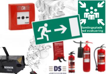 Evakueringsøvelse